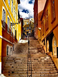 Stairs, Portugal