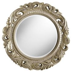 I pinned this Cesaria Wall Mirror from the Bailey Street event at Joss and Main!