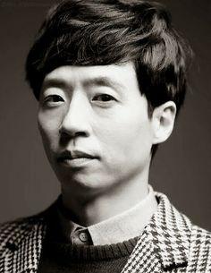 A young Yoo Jae Suk
