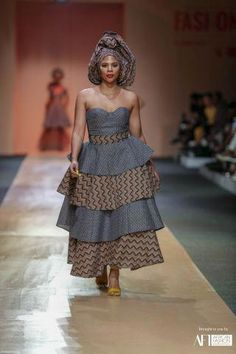 Look at this Gorgeous womens african fashion 4270387503 African Print Dresses, African Fashion Dresses, African Dress, Ankara Fashion, African Prints, Seshweshwe Dresses, Evening Dresses, African Traditional Dresses, Traditional Outfits