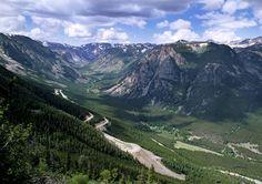 Bear Tooth Highway, Red Lodge Montana