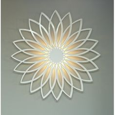 Sally Floral Wall Art Light - Designer Furniture at Designer Living Wall Lights, Modern Love, Light Art, Flower Lights, Alcove Lighting, Lights, Feature Wall, Floor Lights, Floral Wall Art