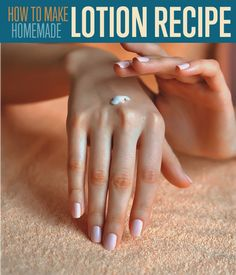 how-to-make-homemade-diy-lotion