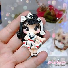 Fimo Clay, Polymer Clay Crafts, Clay Figures, Fondant, Biscuits, Sunshine, Brooch, Cookies, Diy