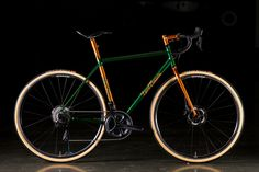 2015 NAHBS: Love Baum All-Road Bike | Flickr - Photo Sharing!
