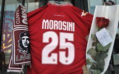 Wars come and go, but my soldiers stay eternal. #Morosini rest in peace
