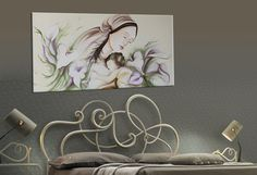 Madonna, Home Decor, Frames, Trendy Tree, Fotografia, Lds Art, Nun, Drawing Drawing, Decoration Home