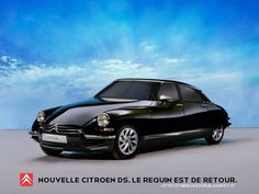 A new Citroen DS? I do wish it was true...