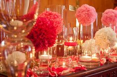 Realizando um Sonho | Blog de casamento e vida a dois: Inspirações de decorações baratas para festas!