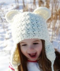 Crochet Patterns For Kids Hats – Crochet For Beginners Crochet Preemie Hats, Bonnet Crochet, Crochet Kids Hats, Crochet Beanie, Crochet Crafts, Crochet Baby, Free Crochet, Knit Crochet, Yarn Projects