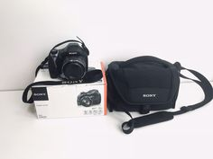 Sony Cyber-shot Digital Camera - Black for sale online Digital Camera, Cyber, Sony, Best Deals, Photography, Bags, Shopping, Handbags, Digital Camo