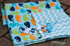 Items similar to COTTON Baby Boy Blanket, Large size x in aqua chevron and whales print, for spring and summer. on Etsy Minky Blanket, Picnic Blanket, Outdoor Blanket, Cotton Baby Blankets, Baby Boy Blankets, Whale Print, Future Baby, Kids Rugs