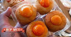 Món Bánh Bông Lan Trứng Muối đặc biệt cực dễ làm | Món Ngon