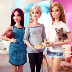 Almost time for the big game! What are your plans?  #barbie #barbiestyle