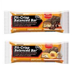 fit crisp balanced bar exquisite chocolate – 24pz Nutrition Bars, Yogurt, Crisp, Vitamins, Peach, Chocolate, Fitness, Peaches, Schokolade