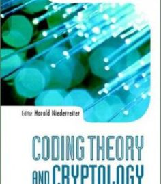 Coding Theory And Cryptology PDF