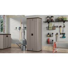 New Suncast Utility Storage Cabinet