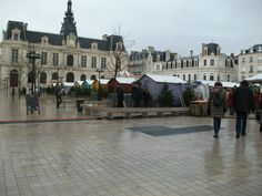 Marché de Noël de Poitiers 2012