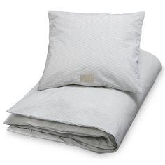 Baby sengetøj fra cam cam i grå