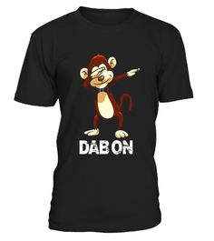 """# Dabbing Monkey T-shirt Funny Dab On .  Special Offer, not available in shops      Comes in a variety of styles and colours      Buy yours now before it is too late!      Secured payment via Visa / Mastercard / Amex / PayPal      How to place an order            Choose the model from the drop-down menu      Click on """"Buy it now""""      Choose the size and the quantity      Add your delivery address and bank details      And that's it!      Tags: This Dabbing monkey DAB ON tshirt is available…"""