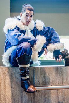 Otaku House Cosplay Idol 2012 » PandaBestest : Sokka from Avatar: The Last Airbender. #cosplay