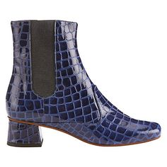 Finery Elmworth Block Heeled Ankle Boots