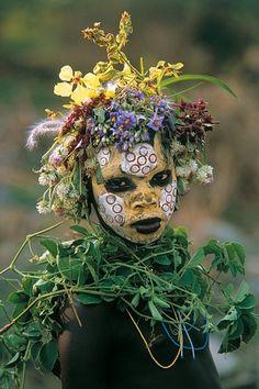 Omo River Tribe