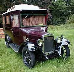 A camper built on a 1920s Austin chassis, Defiantly a classic! sussexcampervans.co.uk