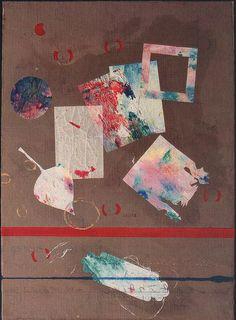 Alighiero Boetti: Cartoline astratte