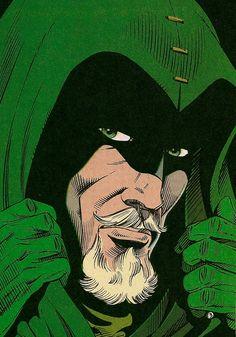 Green Arrow - Rick Hoberg
