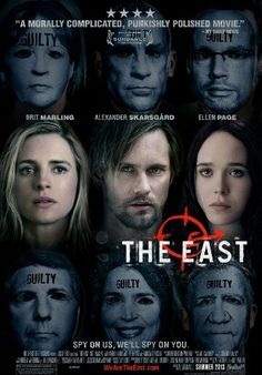 The East (2013) ... a good movie