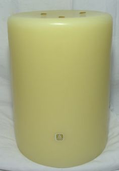 NEW PARTY LITE VANILLA 3 WICKS LARGE TALL BIG 6 X 8 CANDLE NO BOX DISCONTINUED ? Seller information justinsublime (2635 )   100%Positive fe...
