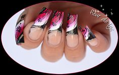 Nail Art acrylique