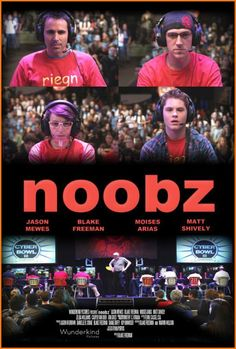 Noobz Movie Release Date : 25th Jan 2013, Director: Blake Freeman, Producer: Marvin Willson, Language: English