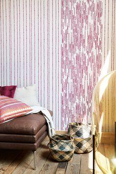 #esprit #wallpaper #prints #cozycorner #berrytones