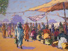Market by Chababi Abdelhakim  http://www.picties.com/?option=author&author_id=144&image=335