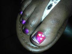 Toes design