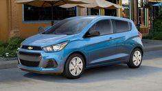 Chevrolet Spark sắp có mặt tại Đông Nam Á