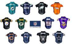 NFL football LEP Premium Dog Jersey XS-BIG DOG Size multiple teams You  Choose   ca7c5b8a7