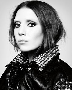spiked collar ( #lykkeli #style ) ✌eace | H U M A N™ | нυмanACOUSTICS™ | н2TV™