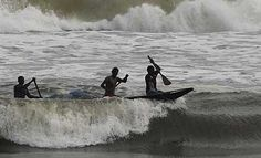 Cyclone Phailin gains strength, wind speed to reach 215 kmph, says Met