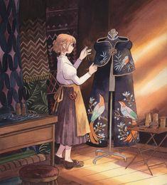 Pretty Art, Cute Art, Character Illustration, Illustration Art, Character Inspiration, Character Art, Illustrations, Animes Wallpapers, Aesthetic Art