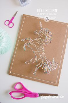 15 DIY Unicorn Crafts for Free-Spirits and Misfits