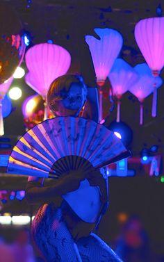 Go Go dancer, special event entertainment MGM Las Vegas Hakkasan Club, more: www.noveltyent.com