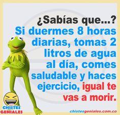 26 Chistes de adolescentes y adultos - Tarjetas Postales Website Funny Quotes, Funny Memes, Humor Mexicano, Digital Stamps, Lol, Real Madrid, Mary, Health, Vestidos