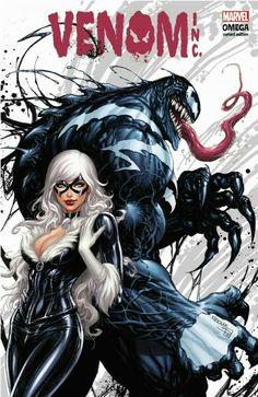 Venom & Black Cat