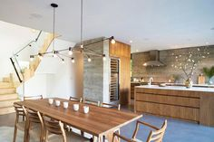 Dining Goals - Diane Kruger & Joshua Jackson Break Up With Their Amazing L.A. Home - Photos