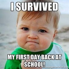 Day in the Life of a Teacher - THE First Day!
