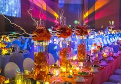 Gala Event Design | Aaron Carlson Design | Specializing in Interior and Event Design