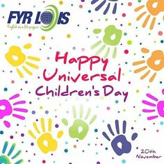 @Regrann from @fyrlois -  #Children'sDay is recognized on various days in many places around the world to honour children globally. The International Day for Protection of Children is observed in many countries as Children's Day on 1 June since 1950. It was established by the Women's International Democratic Federation on its congress in Moscow (4 November 1949). Major global variants include a Universal Children's Day on 20 November by United Nations recommendation. #UN #Childrenday…